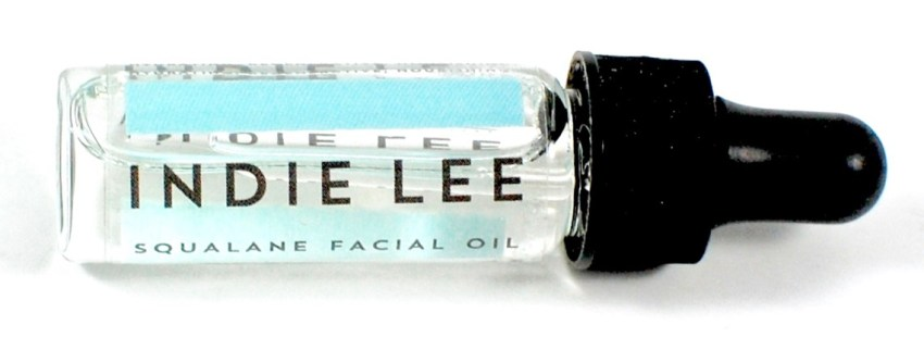 Indie Lee squaline facial oil
