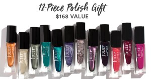Julep FREE 12 Polish $168 Value Gift Set with Subscription