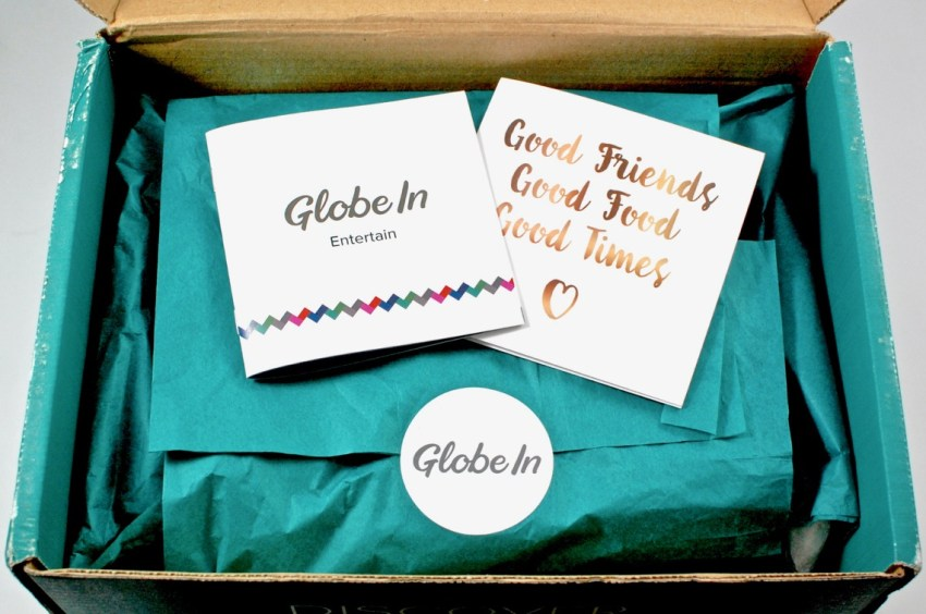 GlobeIn Entertain box review