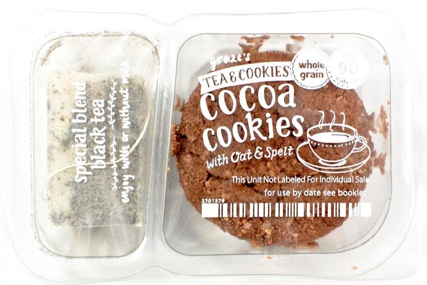 Cocoa Cookies graze