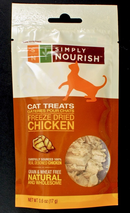 simply nourish freeze dried treats