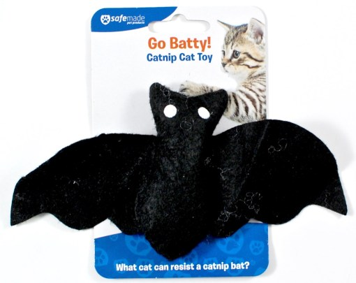 bat cat toy