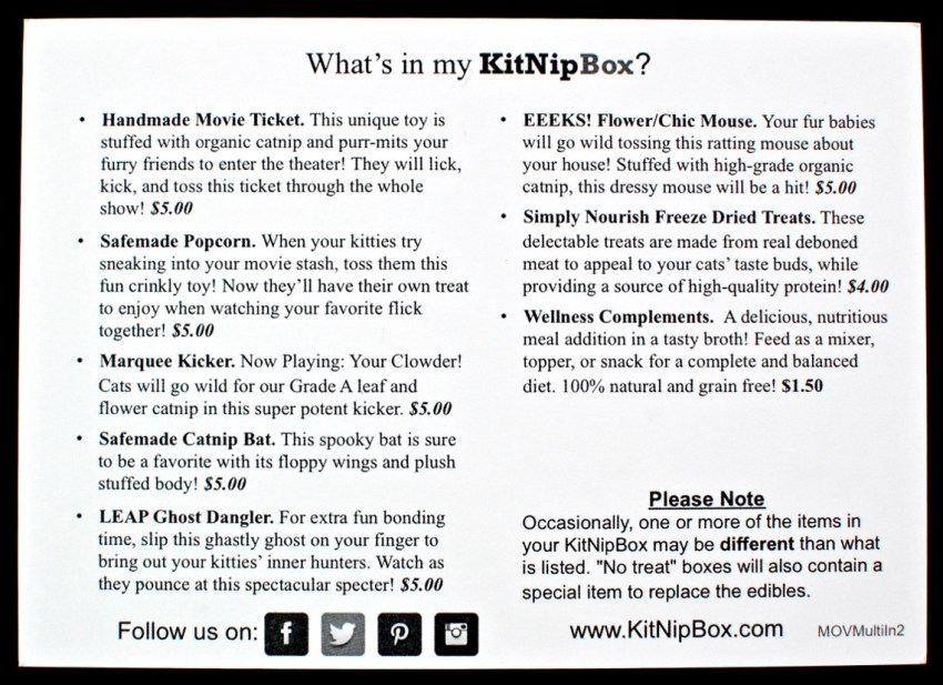 KitNipBox review