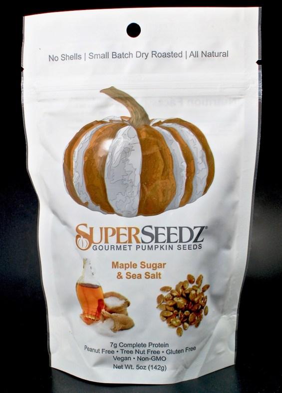 Super Seeds pumpkin seeds