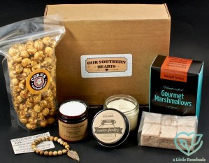 Our Southern Hearts October 2016 Subscription Box Review & Coupon Code