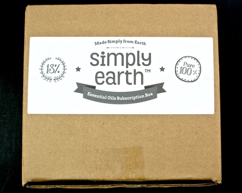 Simply Earth box review