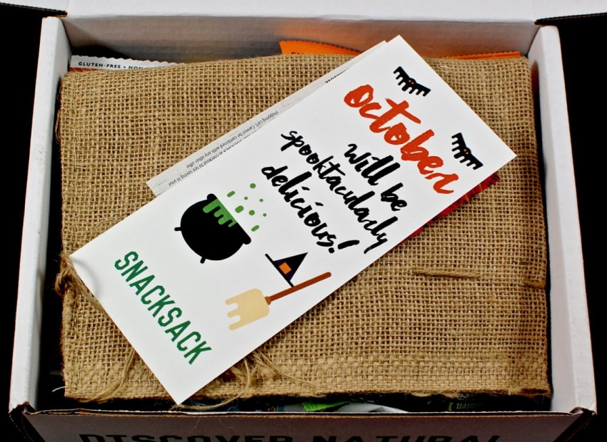 SnackSack review