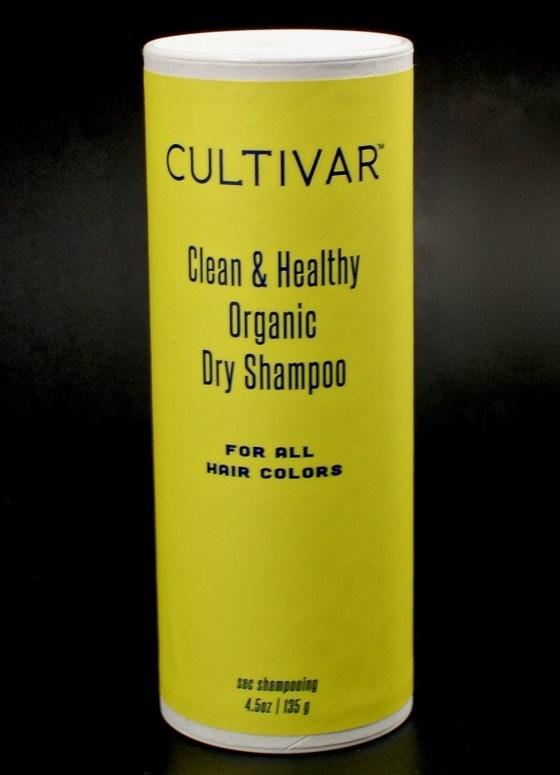 Cultivar dry shampoo