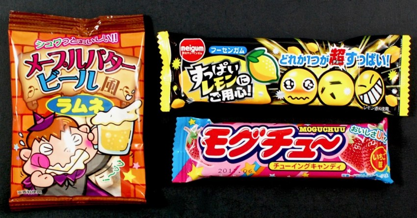 Japanese snack subscription