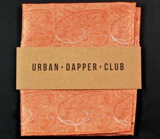 Urban Dapper Club pocket square