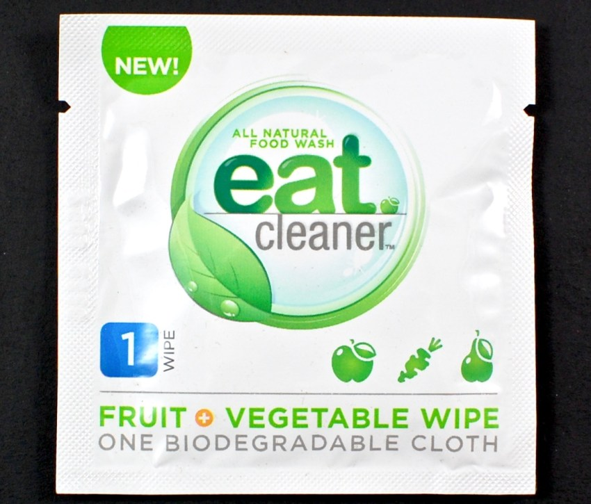 Eat Cleaner wipe