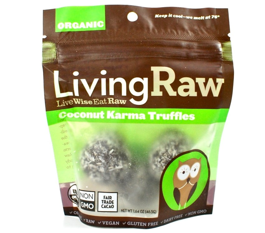 Living Raw truffles