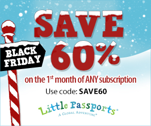 Little Passports coupon
