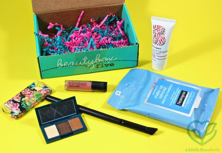 November 2016 Beauty Box 5 review