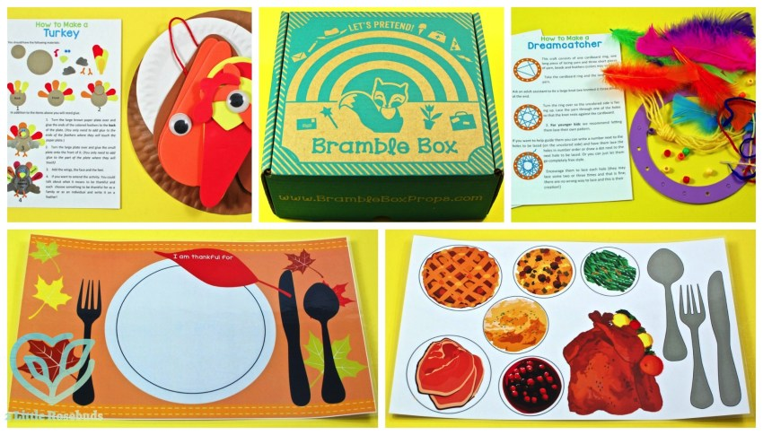 Bramble Box November 2016 Review & Coupon Code