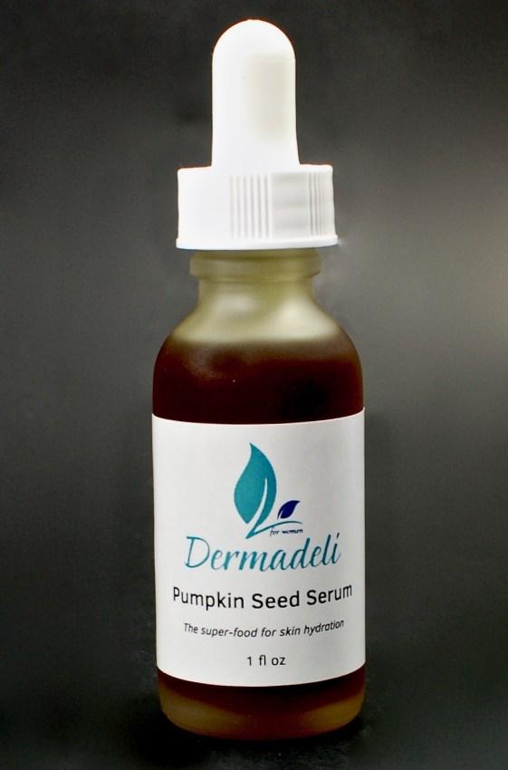 dermadeli pumpkin seed serum