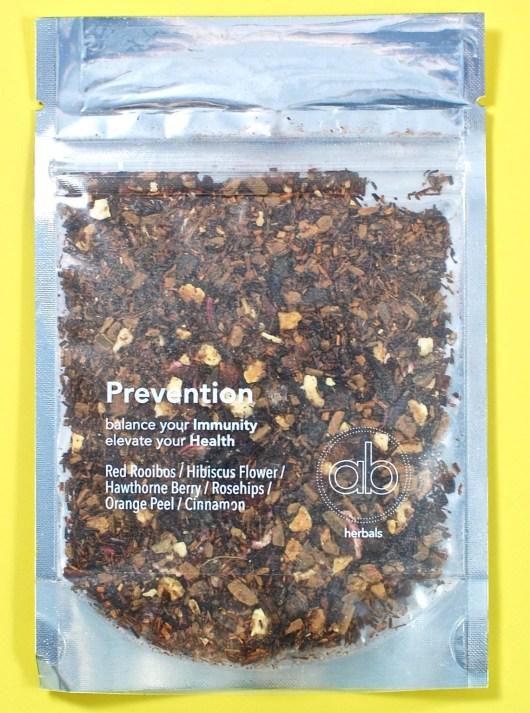 Autumn Bear Herbals tea