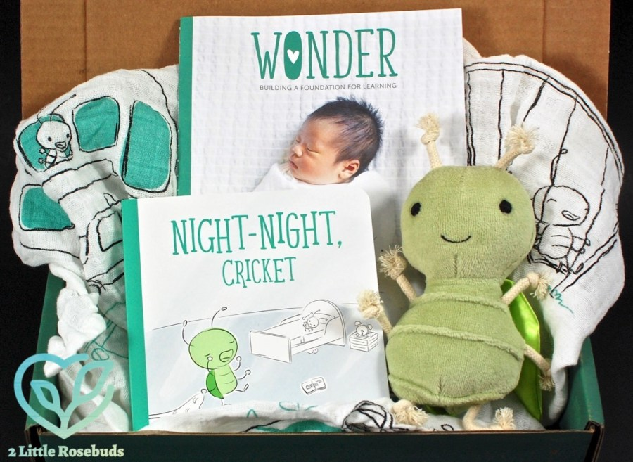 Cricket Crate newborn box review
