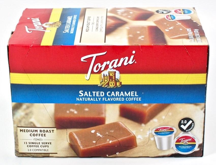 Torani coffee