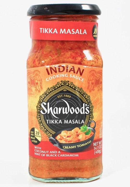 Tikka Masala sauce
