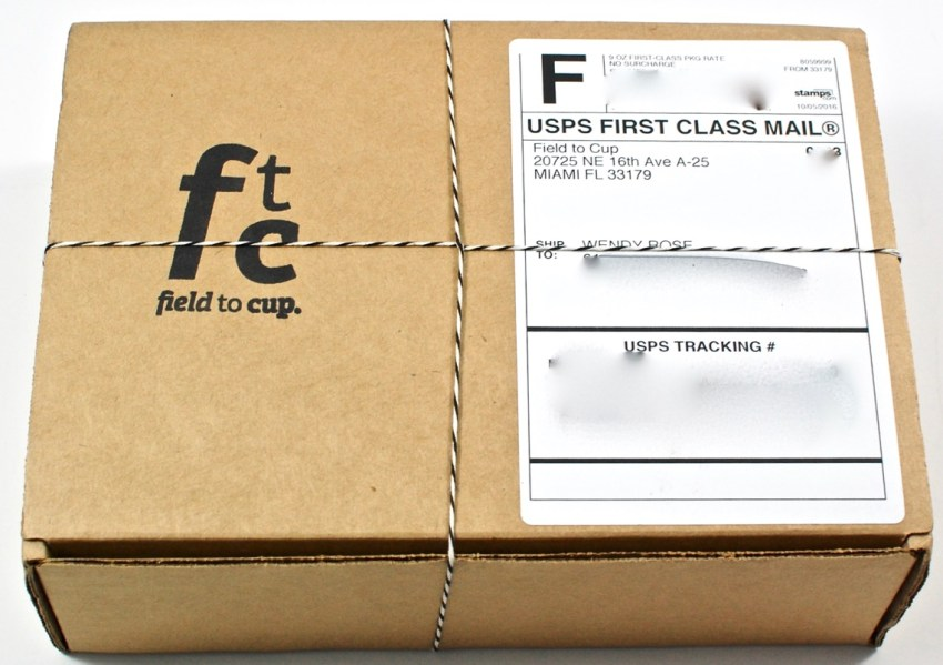 Field to Cup review