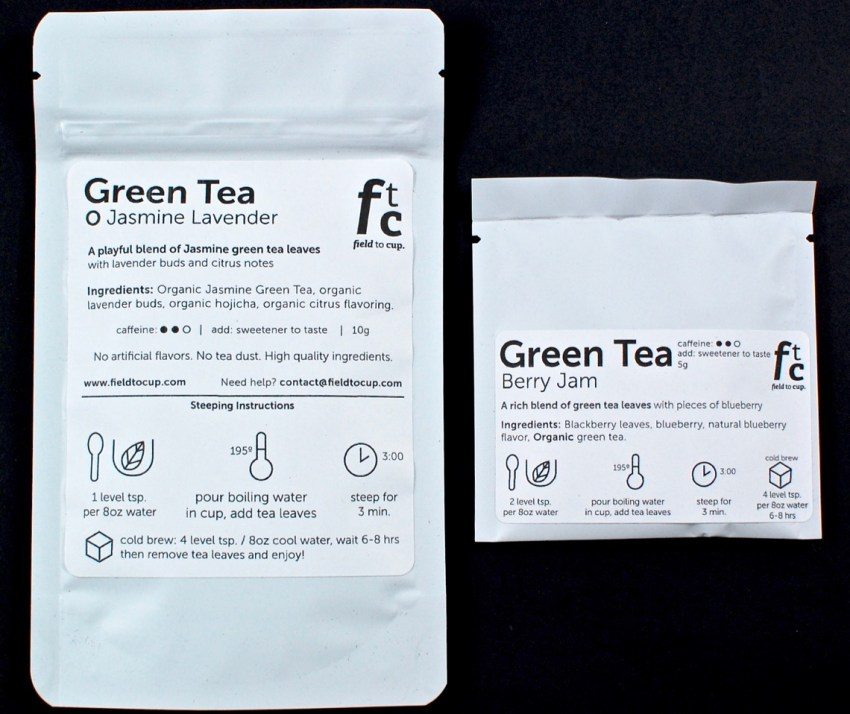 green tea subscription box