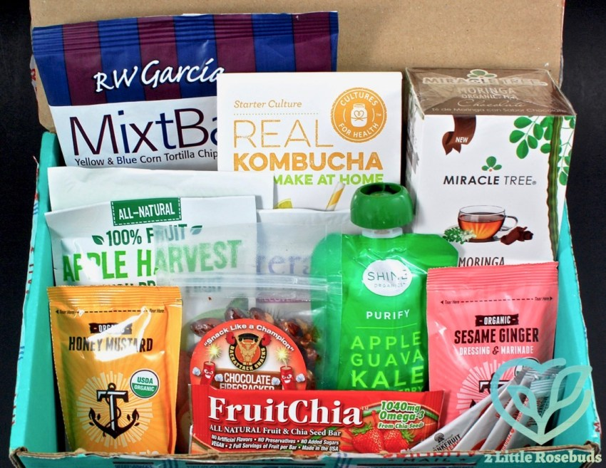 Fit Snack October 2016 Review & Coupon Code