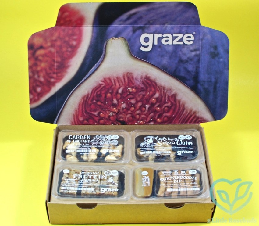 Graze November 2016 Subscription Box Review & First Box FREE