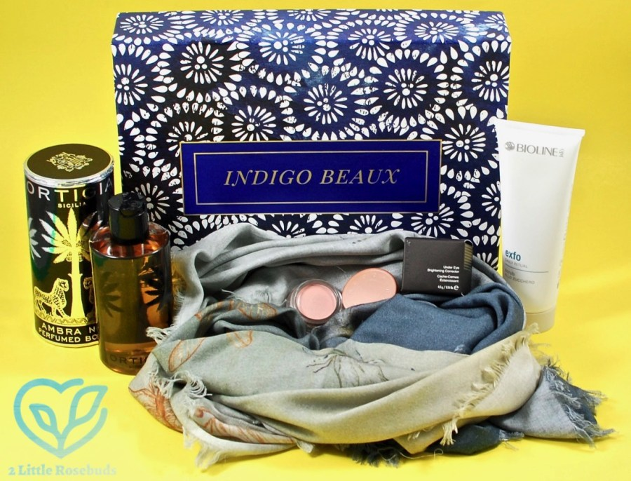 November 2016 Indigo Beaux review