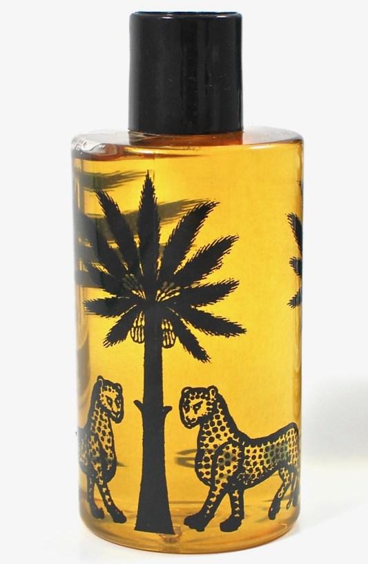 Ambra Nera body oil