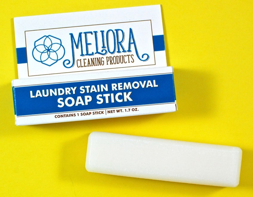 Meliora laundry stain stick