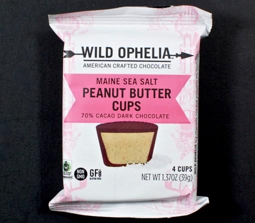 Wild Ophelia peanut butter cups