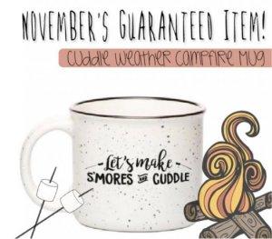 Peaches & Petals November 2016 Spoiler & Free Gift