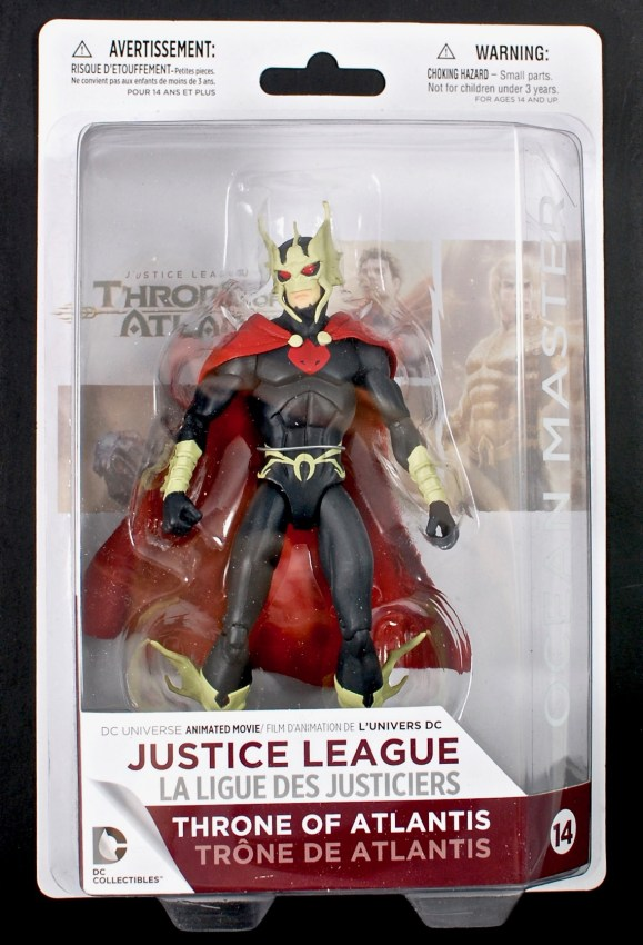 Justice League figure