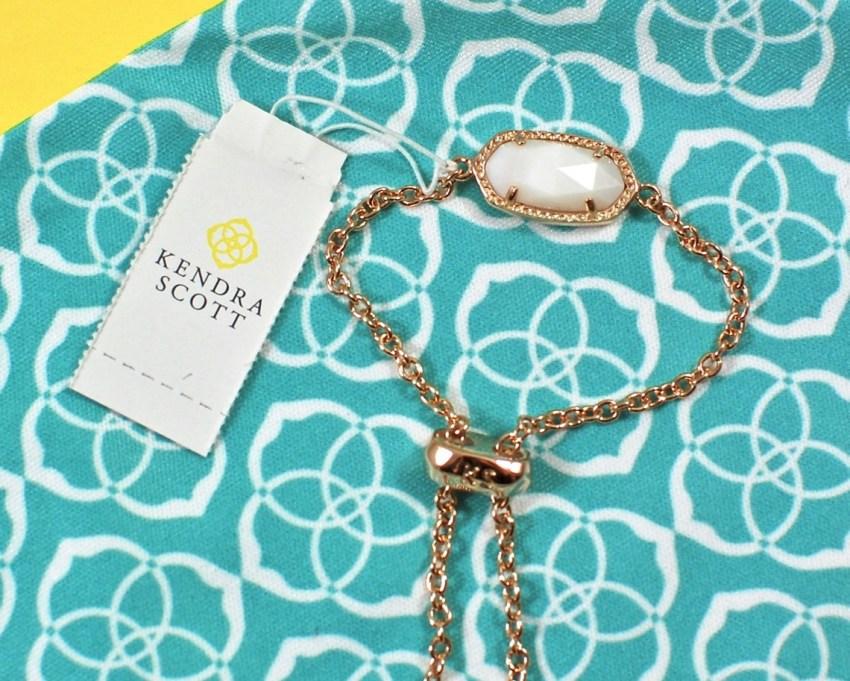 Kendra Scott Popsugar bracelet