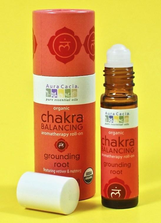Aura Cacia chakra balancing