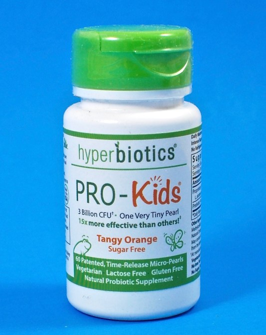 Pro-kids probiotic