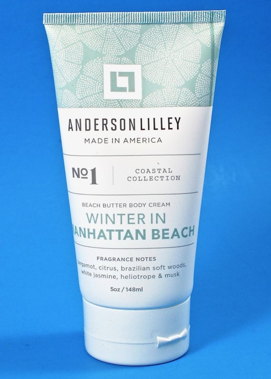 Anderson Lilley body cream
