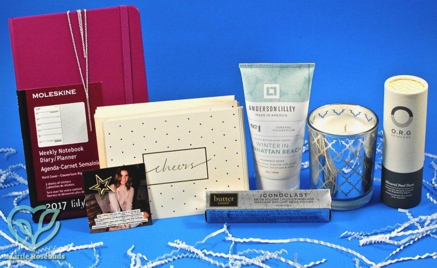 FabFitFun Winter 2016 Subscription Box Review & Coupon Code