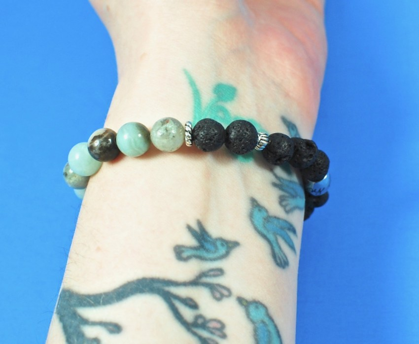 Drops of Joy diffuser bracelet