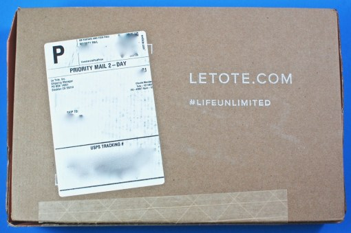 Le Tote review