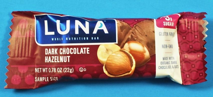 Luna chocolate hazelnut