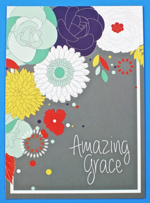 Amazing Grace mini poster