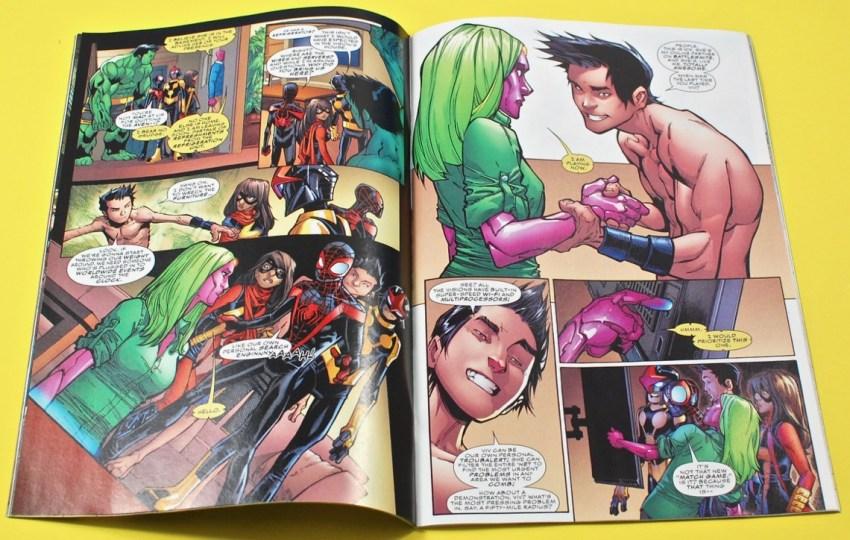 Marvel Champions #1