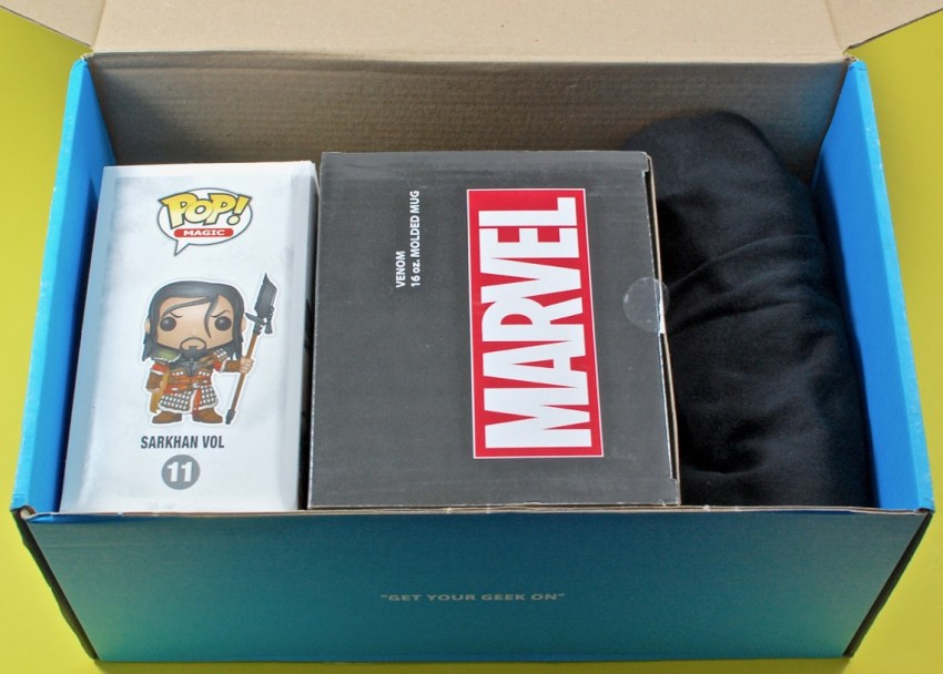 My Geek Box review
