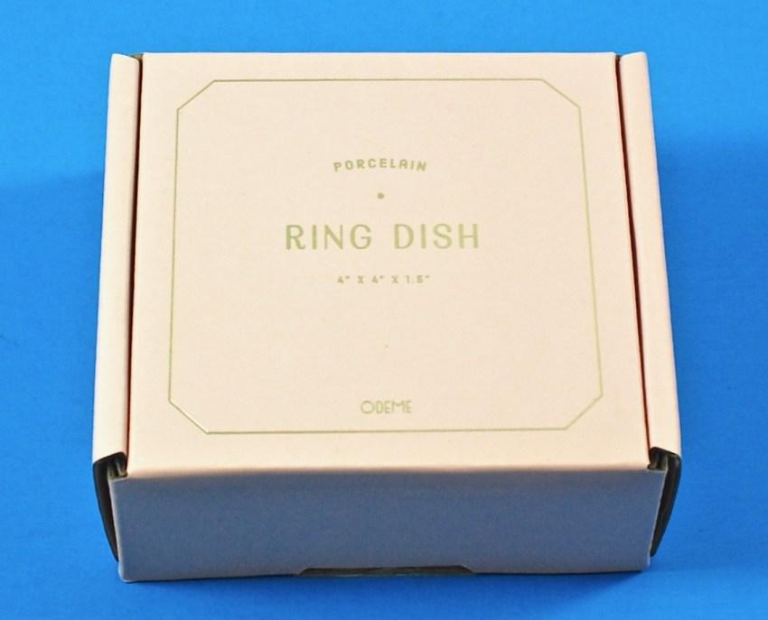 Odeme ring dish