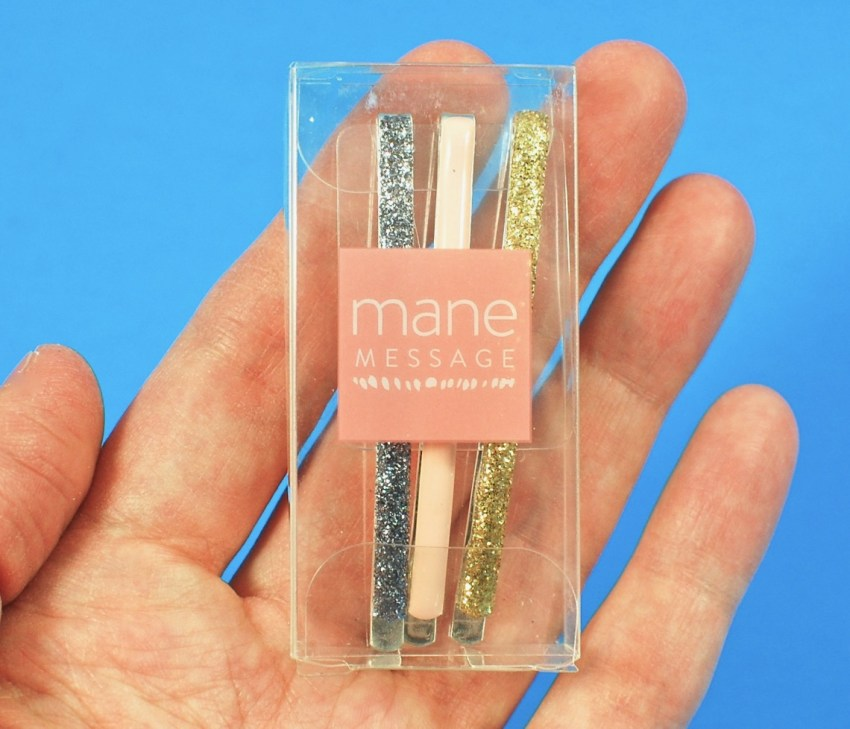 Mane Message bobby pins