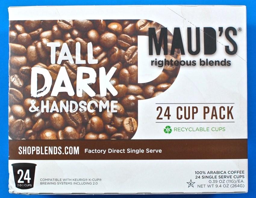 Maud's Tall Dark & Handsome