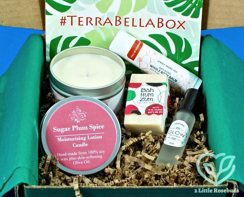 Terra Bella Box December 2016 Subscription Box Review & Coupon Code