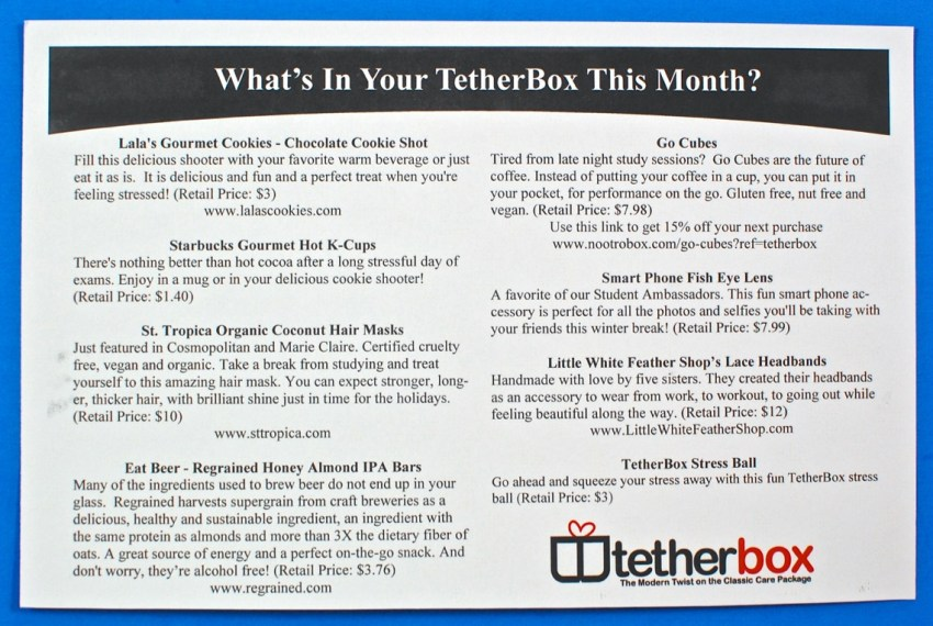 Tetherbox review